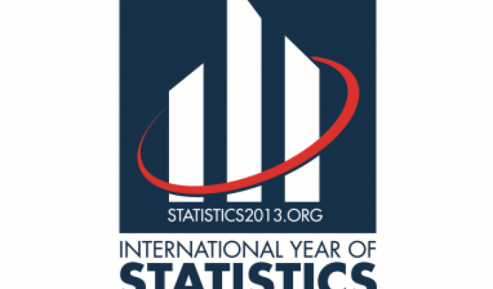 2013, International Year of Statistics