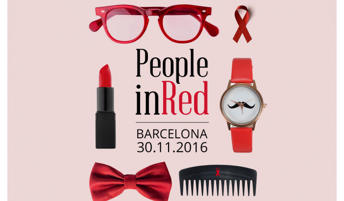 People in Red: solidaritat i glamour per la lluita contra la sida