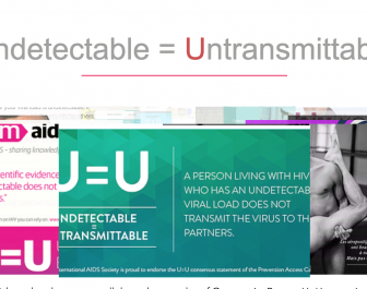 Undetectable equals Untransmittable (U=U)