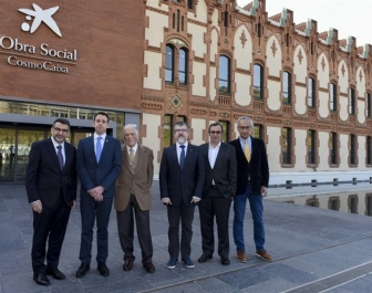 Grifols and IrsiCaixa join forces to promote biomedical research