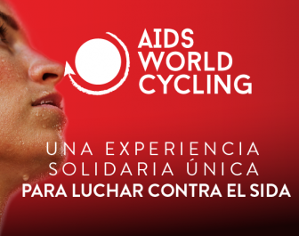 AIDS WORLD CYCLING: 12 horas de ciclismo indoor para luchar contra el sida